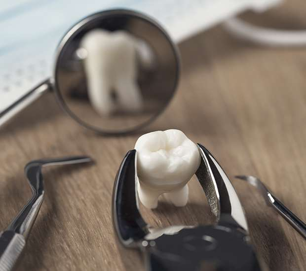 Danville When Is a Tooth Extraction Necessary